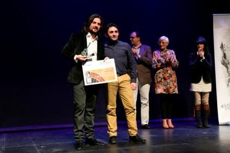 Edu Hidalgo premio Cantes poco interpretados silla de oro 2018