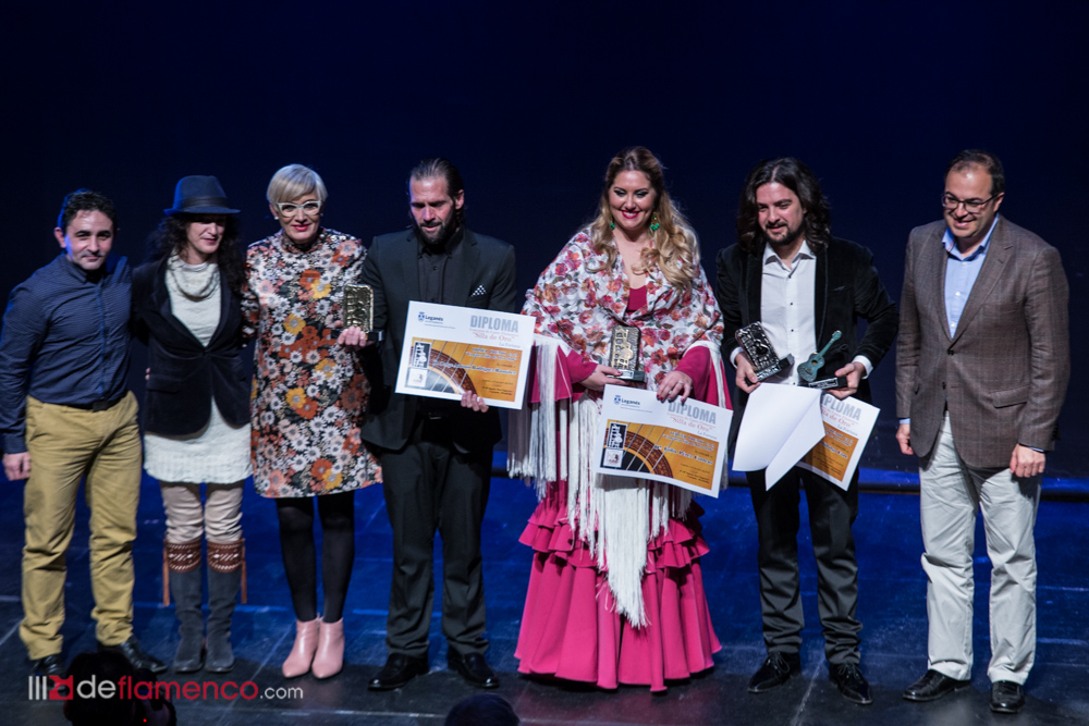 Edu Hidalgo premios silla de oro 2018